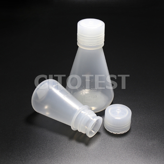 Flask with Screw Cap, PP Material