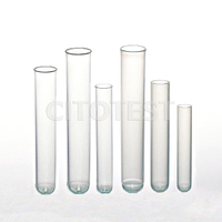 Plastic Test Tube